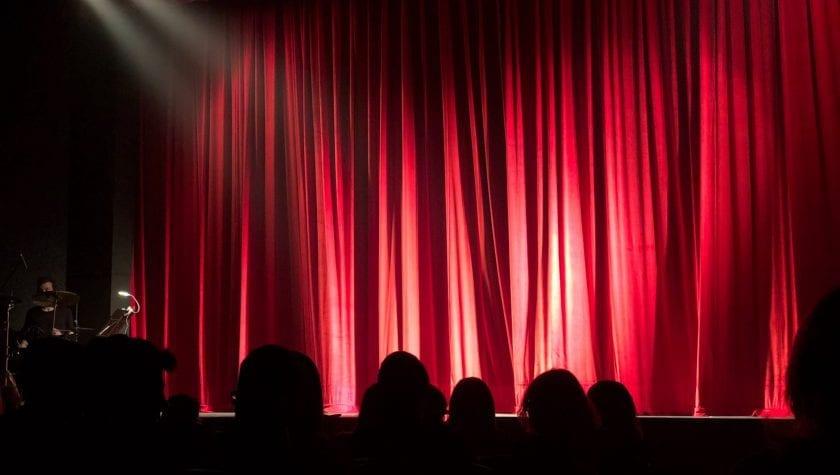 Touw voor theater en reclame