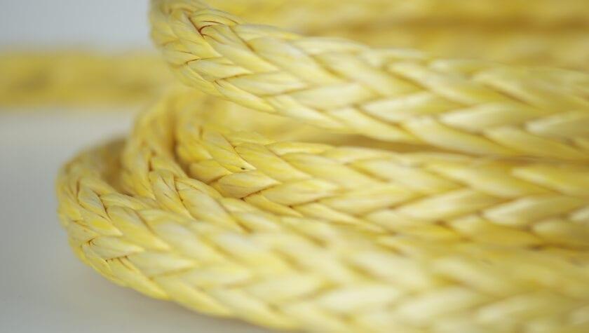 Dyneema touw voor lieren en watersport Liertouwen
