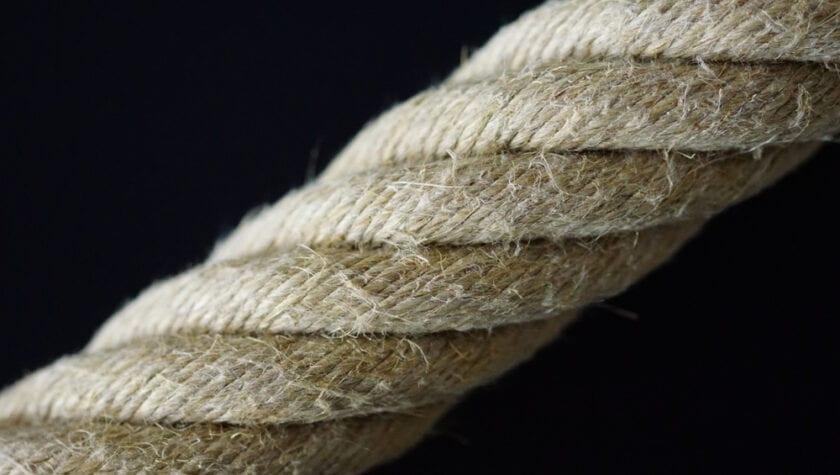 Dik touw