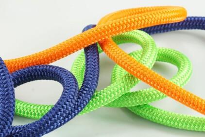 Duurzaam touw Gekleurd touw en koord